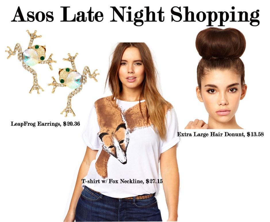 Asos Late Night Shopping