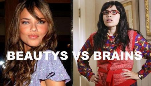 beautyvsbrains