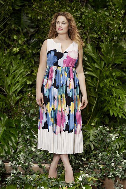 Get Dressed Mommy, fashion, style, lela rose, lane bryant