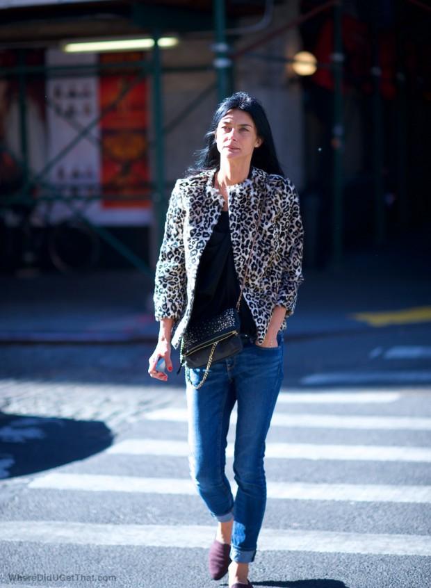 Leopard coat 1